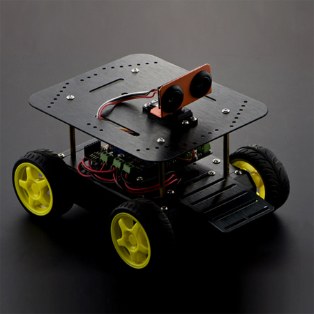 DFROBOT Pirate 4WD