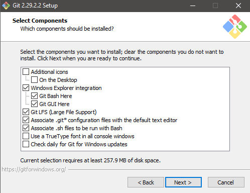 10-configuracion personalizada windows GIT