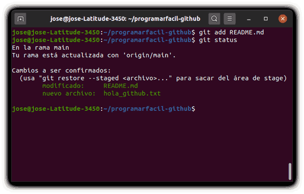 53- archivo README git add