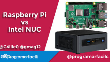 raspberry pi vs intel nuc